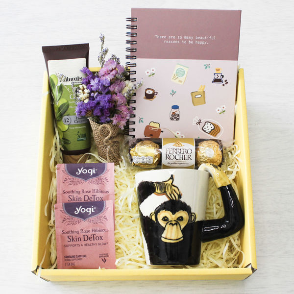 Rise and Energize Gift Box
