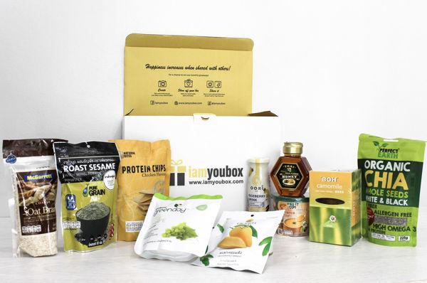 TASTY & HEALTHY GIFT BOX