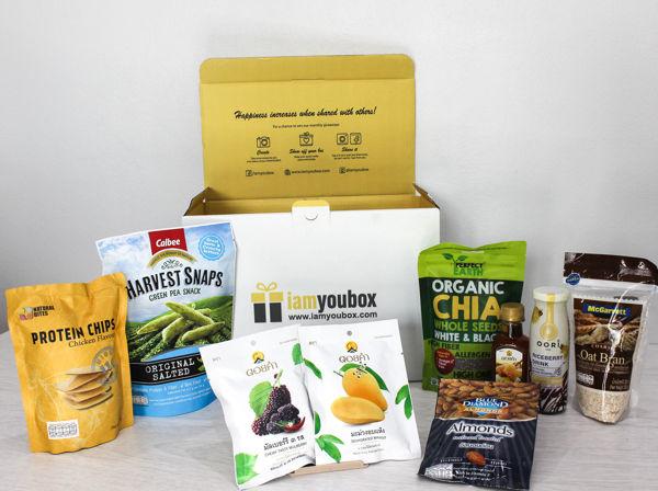 HEALTHY MIXED GIFT BOX