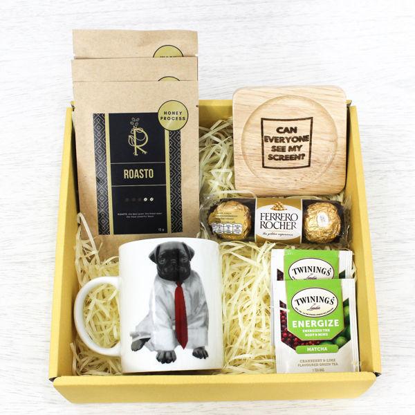 Coffee tea or me? Gift Box